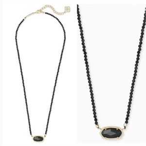 NWT Kendra Scott Elisa Beaded Necklace